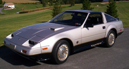 Xenonzcar Com The 1984 300zx 50th Anniversary Edition