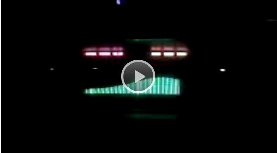 1986 300zx Non Turbo Digital Dash Test