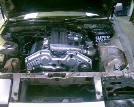 XenonZcar com Z31 Engine Specifications