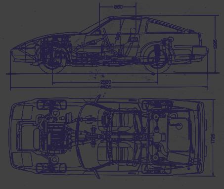 xenonzcar com z31 model differences rh xenonzcar com Intermodal Trailer Chassis Diagram Intermodal Trailer Chassis Diagram