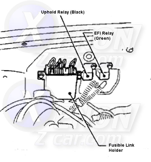 Efirelay further ShowAssembly besides 22609 82 Rabbit Blower Motor Removal as well RepairGuideContent further Fuel System Diagram. on fuel pressure regulator location