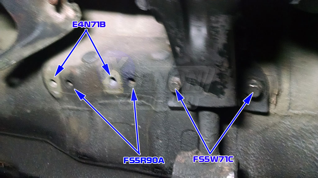 XenonZcar com Z31 Transmission Specifications and Variations