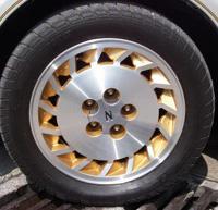 Xenonzcarcom Z31 Wheel Specifications