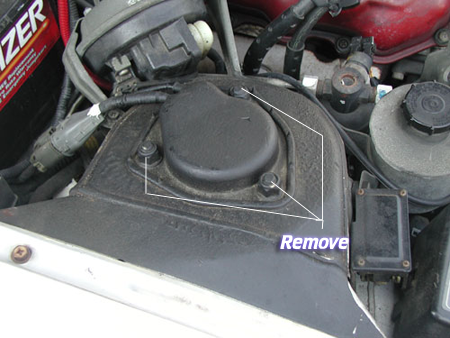 XenonZcar com - Z31 Strut Replacement and Front Suspension Overhaul